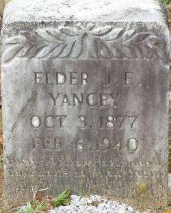 Elder J. E. Yancey