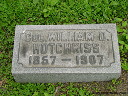Col William D Hotchkiss