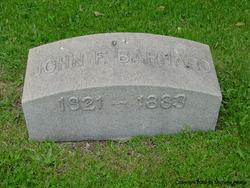 John F Barnard