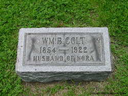 William B Colt
