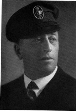 """Capt Felix """"Der Seeteufel"""" von Luckner"""