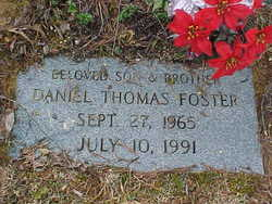 Daniel Thomas Foster