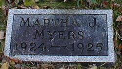 Martha J. Myers