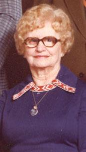 Mary A Rudewick