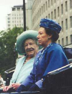Elizabeth The Queen Mother Princess Margaret Photographed After 1998 More