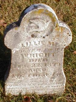 Lillie M Wright