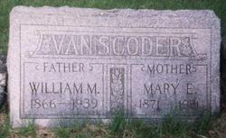 Mary E. <I>Kigar</I> Van Scoder