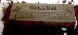 Ellsworth G  'Gil' Gillum
