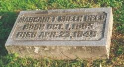 Margaret <I>Green</I> Reed