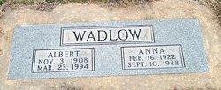 Albert Wadlow