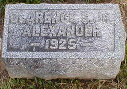 Clarence Samuel Alexander, Jr