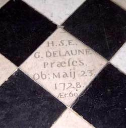 William Delaune