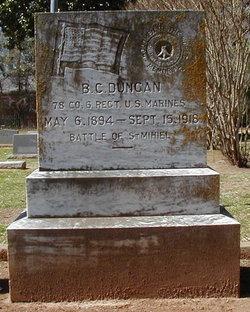 B. C. Duncan