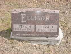 Elza Joseph Ellison