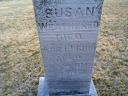 Susan Bush <I>Hooton</I> Weathered