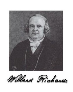 Dr Willard Richards