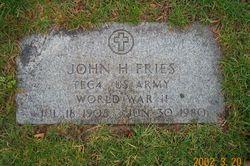 John Henry Fries
