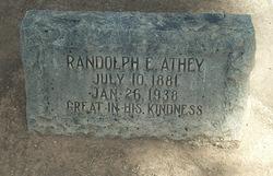 Randolph Emerson Athey