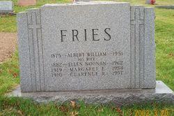 Margaret E Fries