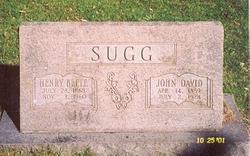 John David Sugg