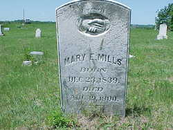 Mary Ellender <I>Smith</I> Mills