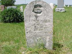 Howard F Mills