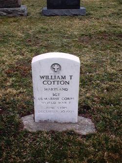 William T. Cotton