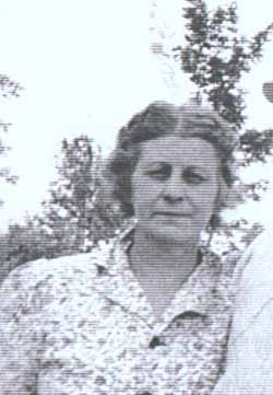 Freda Edith <I>Peters</I> Glade