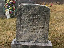 Violet Burdette