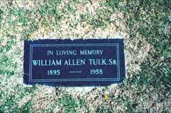 William Allen Tulk, Sr