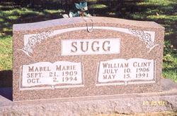 """William Clinton """"Clint"""" Sugg"""