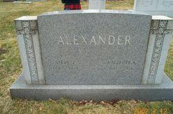 Kalleope K Alexander