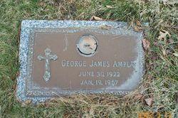 George James Amplas