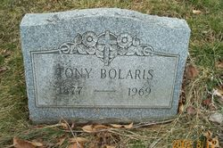 Tony Bolaris