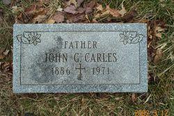 John G Carles