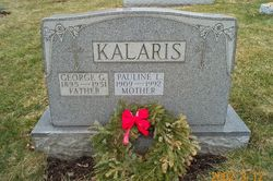 George G Kalaris