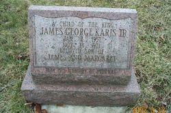 James George Karis, Jr