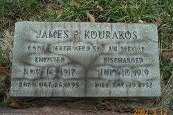 James P Kourakos