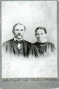 John August Donelson