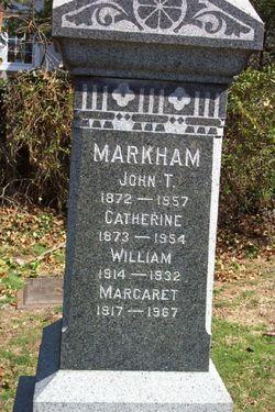 Catherine Markham