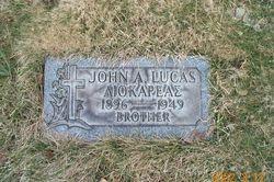 John A Lucas