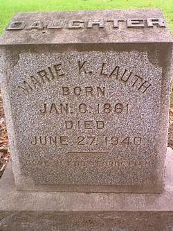 Marie K. Lauth