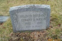 Edward O Mason
