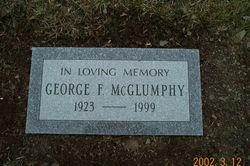 George F McGlumphy