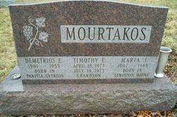 Timothy E Mourtakos
