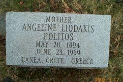 Angeline <I>Liodakis</I> Politos