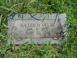 Ira Leroy Ollar