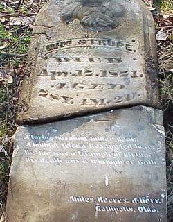 William Franklin Strupe