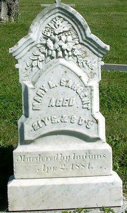 Mary L <I>Kelley</I> Sargent