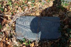 William S. Vanderbeek